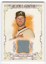 Buy MLB 2015 ALLEN & GINTER EVAN GATTIS JERSEY MNT