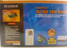 Buy Windows XP LINKSYS LNE100TX broadband EtherFast 10/100 internal network Card LAN