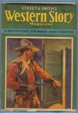 Buy Street & Smith's Western Story Magazine [v136 #4, February 2, 1935]~14