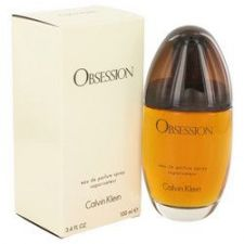 Buy OBSESSION by Calvin Klein Eau De Parfum Spray 3.4 oz (Women)