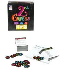 Buy 2nd Guess Trivie Game