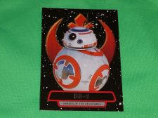 Buy 2016 Topps Star Wars BB-8 Collectors Card Mnt