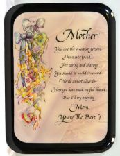 Buy MOTHER WALL PLAQUE