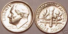 Buy 1981-P GEM UNCIRCULATED ROOSEVELT DIME~GREAT PRICE~FR/S