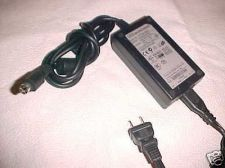 Buy 12v 5v adapter cord = Yamaha SAFEBURN CRW3200UX CD burner power electric plug ac