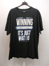 Buy BIG TALL SIZE 3XL Mens T Shirt 2MONKEYS Black Short Sleeve Crew Neck Pullover
