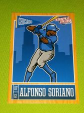 Buy MLB ALFONSO SORIANO CUBS SUPERSTAR 2015 PANINI TRIPLE PLAY #15 MNT