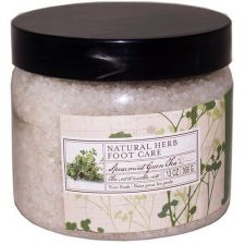 Buy Natural Herb Foot Care Spearmint Green Tea Foot Soak /Salt