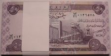 Buy Gem Crisp Unc Pack Of 50 Iraq 50 Dinar Notes~Fantastic~Free Shipping~