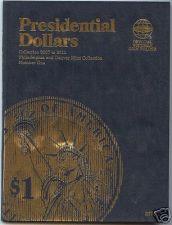 Buy PRESIDENTIAL DOLLARS COLLECTORS ALBUM WHITMAN VOL#1