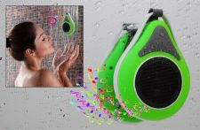 Buy Waterproof Bluetooth Shower Speaker with Sunction Cup