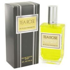 Buy TEA ROSE by Perfumers Workshop Eau De Toilette Spray 4 oz (Women)