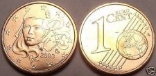 Buy FRANCE 2003 1 EURO CENT~BRILLIANT UNCIRCULATED~FREE SH~