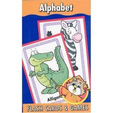 Buy Home Learning Tools Flash Cards & Games ( Alphabet )