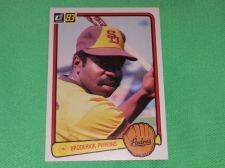 Buy MLB Broderick Perkins Padres 1983 Donruss Baseball GD-VG