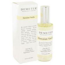 Buy Demeter by Demeter Hawaiian Vanilla Cologne Spray 4 oz (Women)