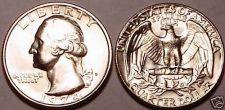 Buy 1974-D BRILLIANT UNCIRCULATED WASHINGTON QUARTER~FR/SHI