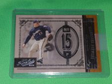 Buy MLB Ben Sheets Brewers SUPERSTAR 2003 TOPPS PRIME CUTS BASEBALL 392/449 MNT