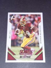 Buy NFL Niles Paul Redskins SUPERSTAR 2015 PANIN FOOTBALL GEM MN