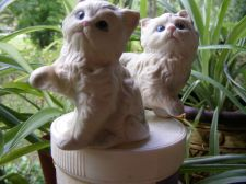 Buy DETAILED WHITE KITTENS (2) MATCHED SET FIGURES