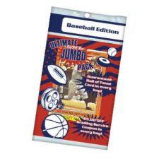 Buy Ultimate Super Jumbo Pack Of Baseball Cards