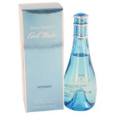 Buy Cool Water By Davidoff Eau De Toilette Spray 3.4 Oz