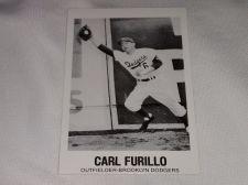 Buy VINTAGE CARL FURILLO DODGERS 1977 TCMA BASEBALL GD-VG
