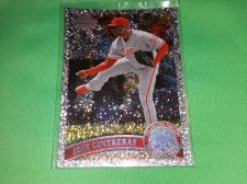 Buy MLB JOSE CONTRERAS PHILLIES SUPERSTAR 2011 TOPPS DIAMOND ANNIVERSARY MNT