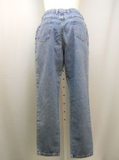 Buy Just My Size Woman's Jeans Size 18 Regular Straight Leg Classic 38X32 Light Blue