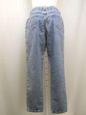 Buy Just My Size Woman's Jeans Size 18 Regular Straight Leg Classic 38X32 Light Blue