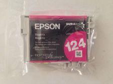 Buy Epson 124 red magenta ink = printer Stylus NX125 NX127 NX130 NX230 NX420