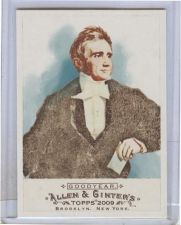 Buy RARE 2009 ALLEN & GINTER'S #26 CHARLES GOODYEAR MNT
