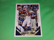 Buy NFL Demaryius Thomas Broncos SUPERSTAR 2015 PANIN FOOTBALL GEM MN