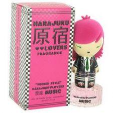 Buy Harajuku Lovers Wicked Style Music by Gwen Stefani Eau De Toilette Spray 1 oz (Women)