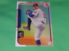 Buy MLB Corey Kluber Indians SUPERSTAR 2015 BOWMAN BASEBALL MNT