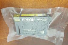 Buy Epson 252 YELLOW Ink Cartridge printer T252 WF7620 WF3640 WF7610 WP7110 WF3620