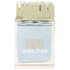 Buy Moschino Forever Sailing by Moschino Eau De Toilette Spray (Tester) 3.4 oz (Men)