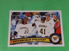 Buy MLB Pittsburgh Pirates Team 2011 Topps Baseball GD-VG