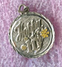 Buy vintage 11th Birthday Charm - Happy 11 - Sterling 925 Silver