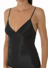 Buy A0270CM Felina NEW Black Paper Thin Hint Of Skin Day Wear Camisoles 7302 M L PR