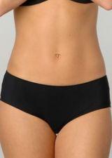 Buy X164 Calvin Klein NEW F2663D Blk Soft as Modal Stretch Nylon Hipster Short S PR