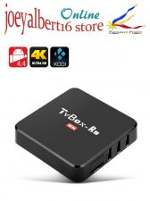 Buy V-Box Android TV Box - 4Kx2K Resolution, Wi-Fi, Quad Core CPU, 1GB RAM + 8GB ROM