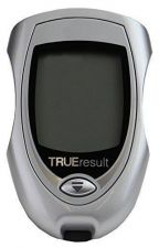 Buy TRUE RESULT - METER w/case ONLY - blood glucose diabetic monitor guage