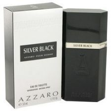 Buy Silver Black by Loris Azzaro Eau De Toilette Spray 1.7 oz (Men)