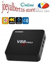 Buy SCISHION V88 PRO TV Box - Android 6.0, 4K Resolution, 3D Movie Support, Quad-Cor