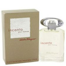 Buy Incanto by Salvatore Ferragamo Eau De Toilette Spray 1.7 oz (Men)