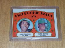 Buy VINTAGE 1972 TOPPS ROOKIE STARS BASEBALL #268 GD-VG