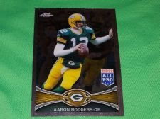 Buy NFL Aaron Rodgers Packers 2012 Topps Chrome All Pro insert Mnt