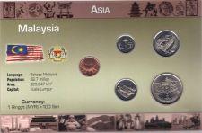 Buy Malaysia 5 coin set