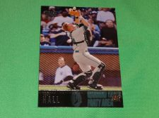 Buy MLB Toby Hall Tampa Bay Rays 2003 Upper Deck Baseball GD-VG
